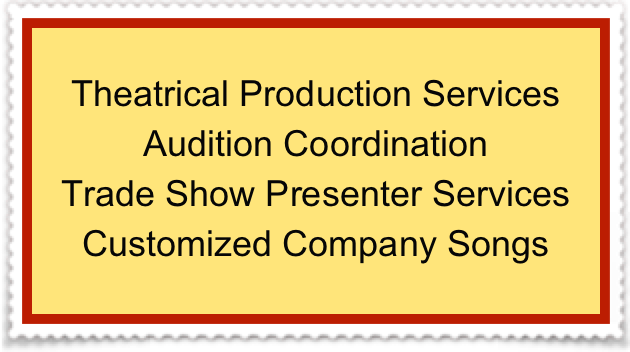 Theatrical Production Services